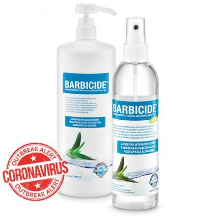 Barbicide® - Hand Disinfection do rąk i skóry 250 ml