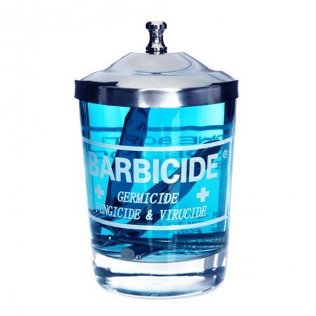 BARBICIDE - Podręczny pojemnik szklany 120ml