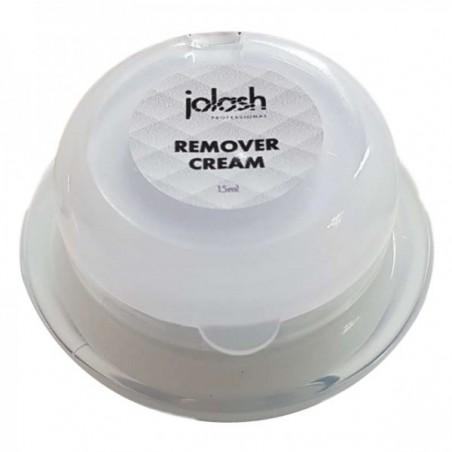 Jolash - Remover w kremie 15 ml do usuwania rzęs