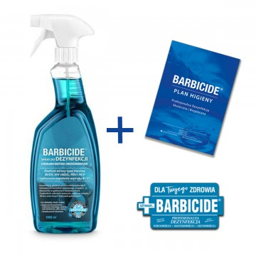 BARBICIDE Spray do...