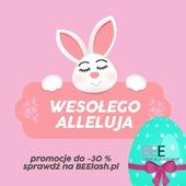Wesołych Świąt Wielkanocnych życzy BEElash i @beautylab.marianna 💖💖💖 do poniedziałku promki na stronie sprawdzajcie 🐰🐰🐰 #rzesygniezno #sklepzrzesami #beelash #nagaraku #rzęsytdance