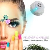 Remover w kremie? Zapomnij o szczypaniu, pieczeniu i podrażnieniach podczas ściągania rzęs. Jolash remover 15 ml 💟💟💟 cena? 31.99 zł ✅  📦📦📦 Wysyłka 24 h 🚀🚀🚀 ✅✅✅ od 49 zł dostarczymy poczta polską za darmo 📭❗❗❗ 🛸 Od 99 zł paczkomaty za free 📭📪📬 Dodatkowo do każdego zamówienia losowy gratis🎁🎁🎁 np płatki hydrożelowe, kilka szczoteczek lub próbki kosmetyków 😘😘😘  #eyelashes#rzesy1do1 #rzesywrzesnia #rzesygniezno #jolashpolska #jolash #remover #eyelashremover #creamremover #rzesyobjetosciowe #rzesypoznan @beautylab.marianna