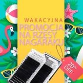Letnia promocja 🌞🌞🌞 -20 % #nagaraku #rzesypolska #rzesypoznan #rzesyolsztyn #eyelashesextension #beelash